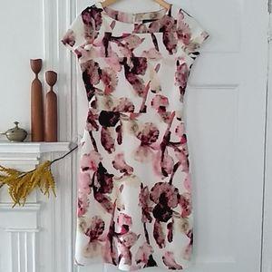 Floral Print Dress sz 2